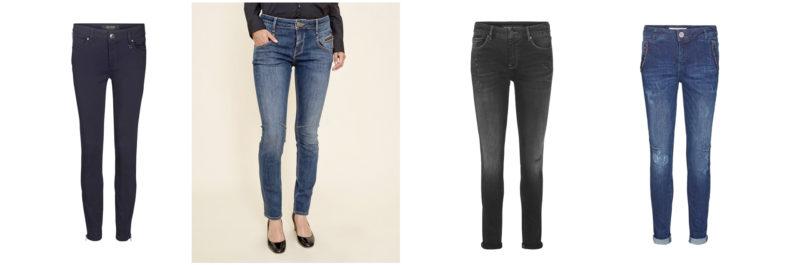 Verschiedene Jeans von Mos Mosh
