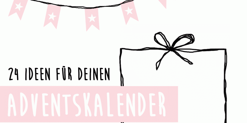 Der inside living Adventskalender