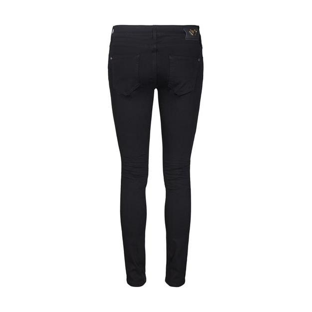 Schwarze Jeans von Mos Mosh, enger Schnitt