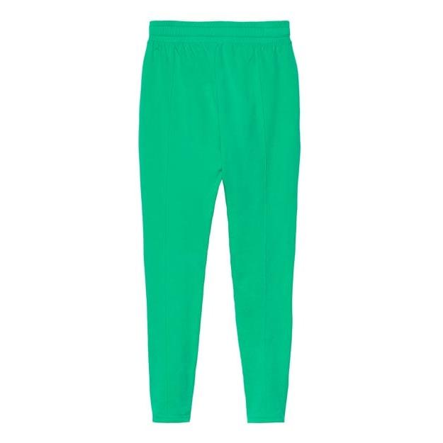 Die Trainer Hose von 10 days in poppigem Grün - eines der Highlights der aktuellen Kollektion