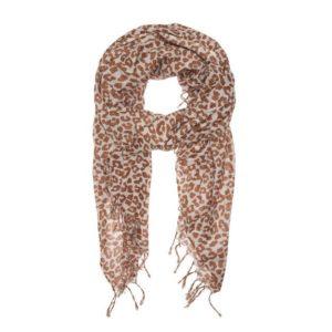 Der Scarf Leopard ist ein tolles Tuch der 10 Days Amsterdam Kollektion. Durch die Farben und das Muster lässt es sich wunderbar kombinieren.