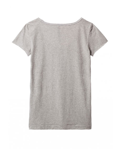 10daays_The tee_light grey_back