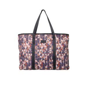 shopper-tasche-relyea-muster-lila-beck-soendergaard-fashion-accessoires
