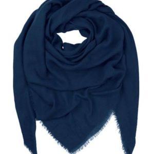 mill-classic-navy-beck-soendergaard-schal-fransen-tuch-scarf