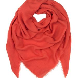 mill-spiced-coral-beck-soendergaard-schal-fransen-tuch-scarf