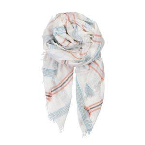 trion-nutmeg-white-beck-soendergaard-schal-fransen-tuch-scarf