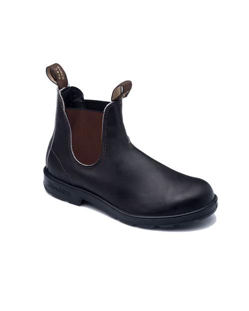 Blundstone Boots - Stiefeletten aus schwarzen Leder