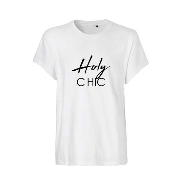 Lokale Statement Shirt Special Edition Frauke Ludwig Holy Chic