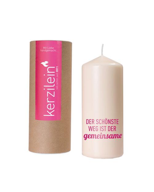 Kerzilein_DerSchoensteWeg_pink