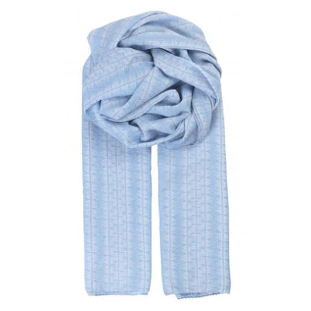 beck-soendergaard-tuch-constantine-hellblau-scarf