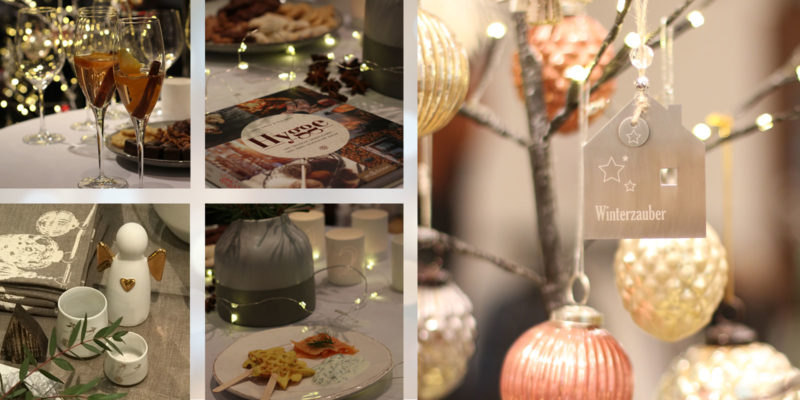 Christmas Shopping Event bei inside living