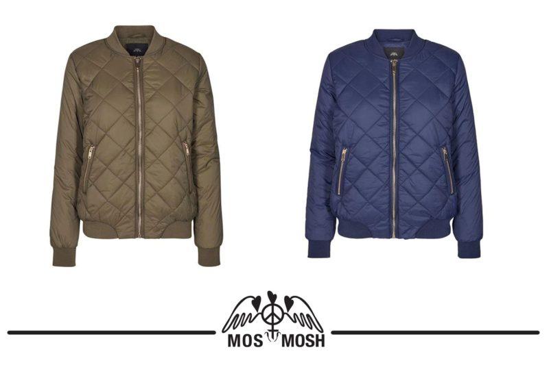Bomberjacken von Mos Mosh