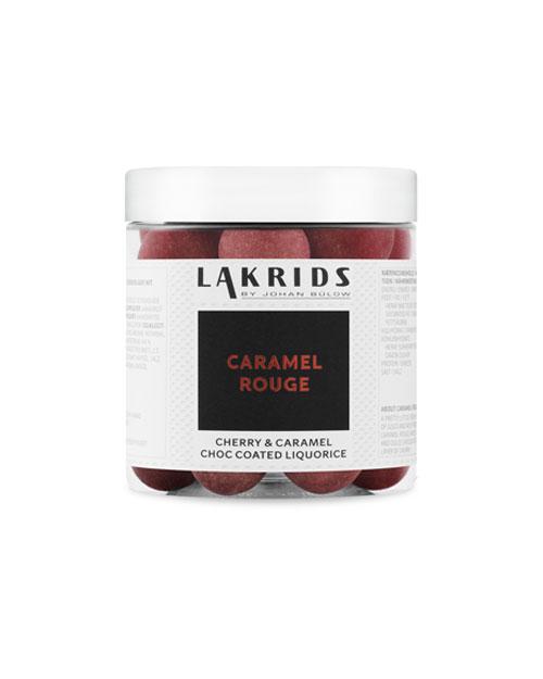 caramel rouge Lakrids