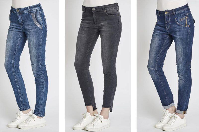 Verschiedene Mos Mosh Jeans
