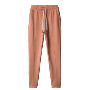 10DAYS-amsterdam-Loose-Trainer-pants-hose-sporty-sportlich-Blush-melee-front-vorne
