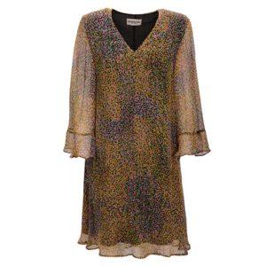 essentiel-antwerp-silverlyn-a-line-dress-cider-print-v-neck