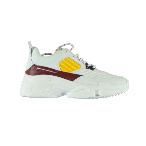 essentiel-antwerp-sneaker-smartsie-white-cyber-yellow