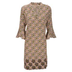 zimt-und-zucker-dress-flower-print-muster-sahara-ermine-summer-casual-chic-vorderseite-front