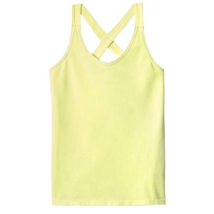10days-amsterdam-wrapper-faded-fluor-yellow-casual-summer-vorderseite-front