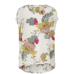 Mos-Mosh-Michelle-Ava-Blouse-offwhite-flower-print-chic-classic-sleeveless-Front-vorderseite