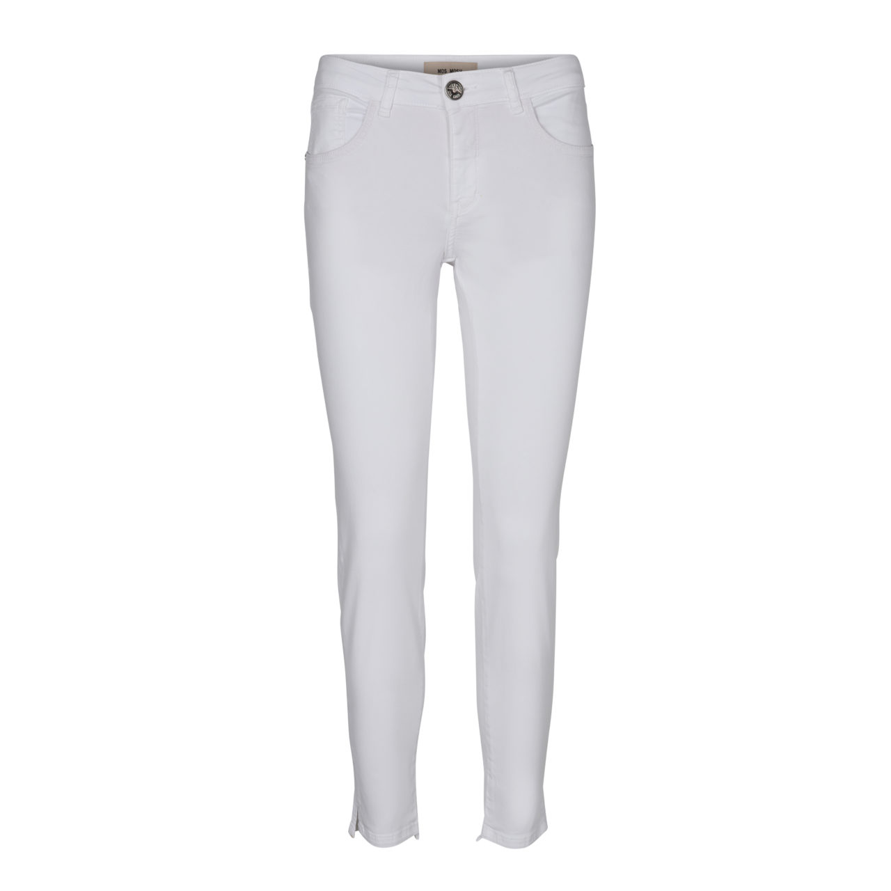 Mosmosh Sumner Air Step Pant White Weiß Hose (1)