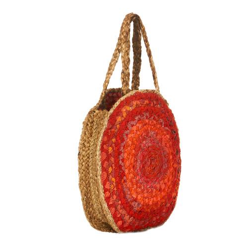 ANOKHI-Tasche-bag-Style-Mane-Orange-Seitenansicht-side