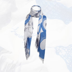 Friendly-Hunting-cashmere-scarf-SQUARE-shangri-LA-5155-Col.136-light-blue-print