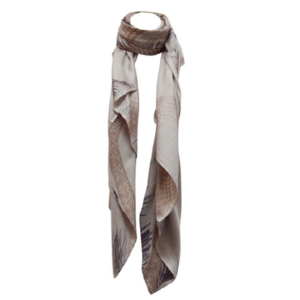 Friendly Hunting Schal Scarf Beige Garden Eden Square