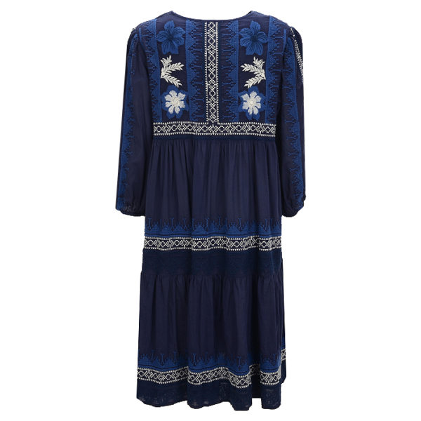 Rose-and-rose-maxidress-summer-casual-rueckseite-back-blue