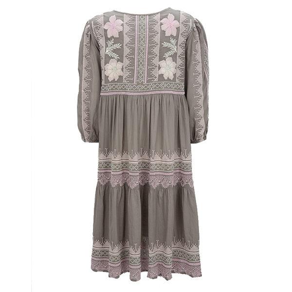 Rose-and-rose-maxidress-summer-casual-rueckseite-back-grey