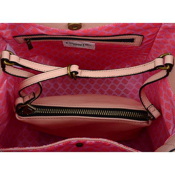Essentiel Antwerp Sarilou Medium Hobo Bag Bubbly Tasche Inside