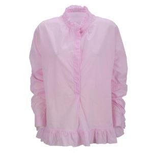 robert-friedman-bluse-blouse-ferdil-light-rosa-oversized-shape-ruffels-rueschen-front-vorderseite-casual