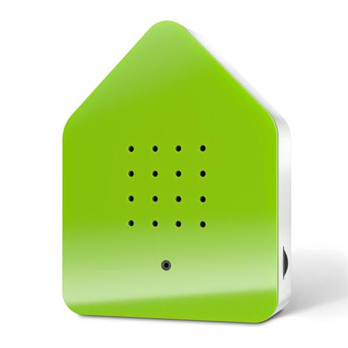 zwitscherbox-green-white-front