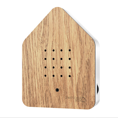 zwitscherbox-wood-oak-white-front-isolated