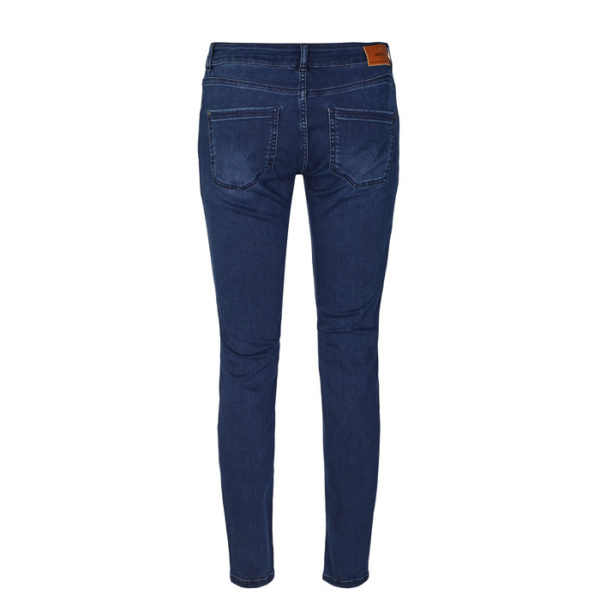 mosmosh-Sumner-Core-delux-Long-Jeans-slim-fit-lowrise-denim-blue-back-rueckseite