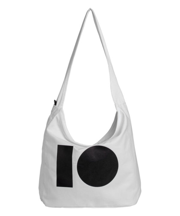Tote Bag Small White Weiß 10days (1)