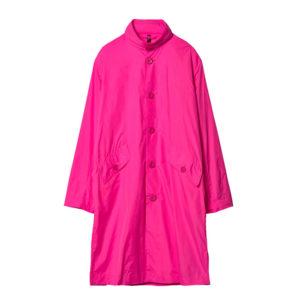 10days Amsterdam Nylon Coat Fluor Pink Casual Vorderseite Front
