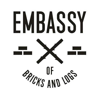 Embassy of Bricks and Logs