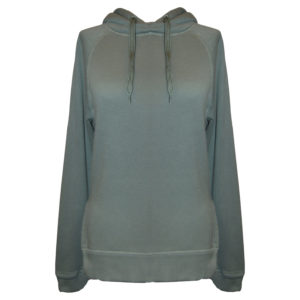 10DAYS | 'THE HOODIE' | pink terracotta inside living Shop